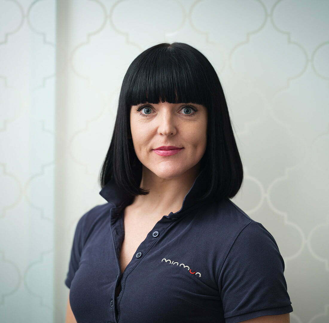 Profylaxtandsköterska Ilse Gutmane