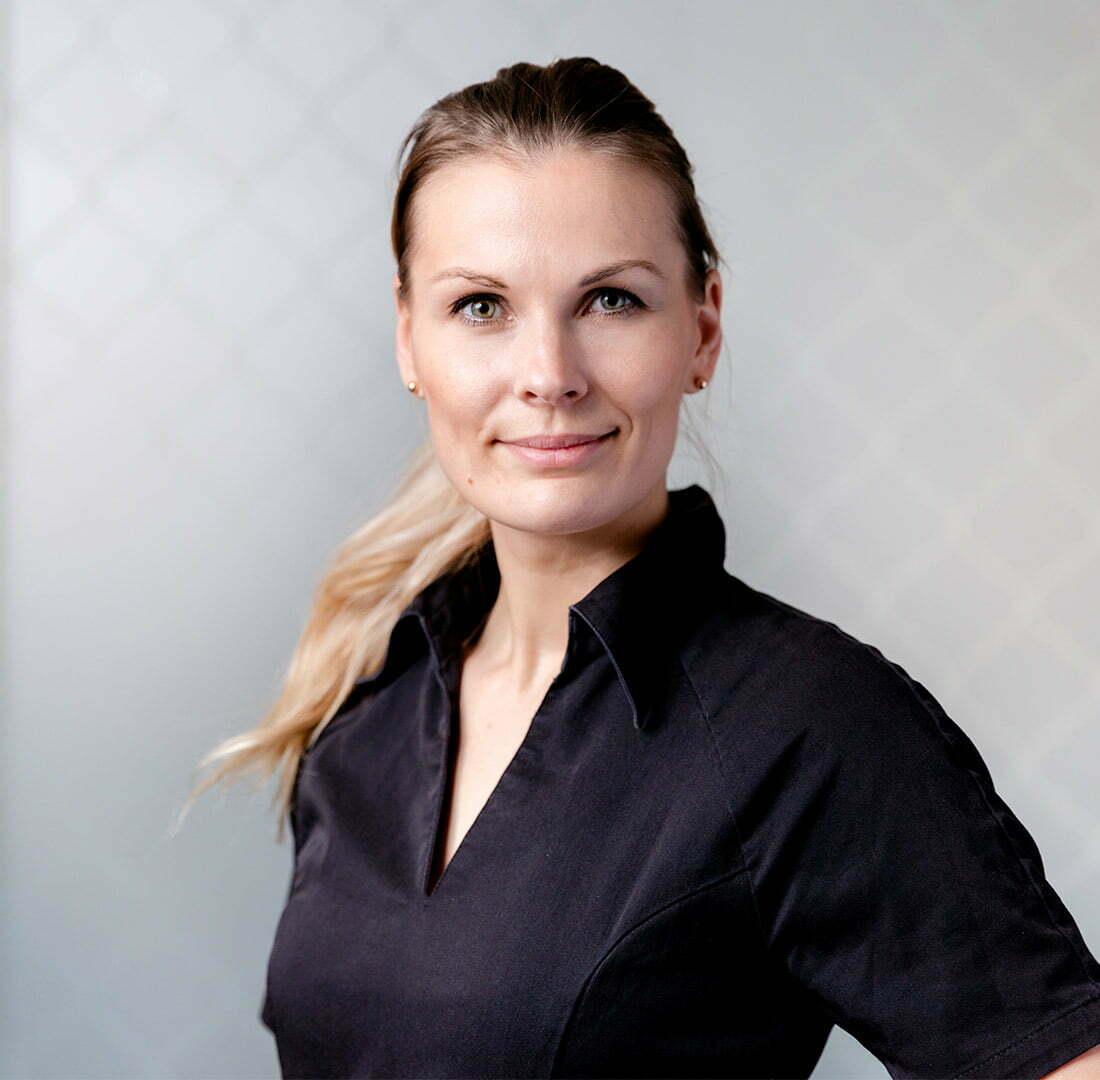 Leg. Tandhygienist Helena Haamer