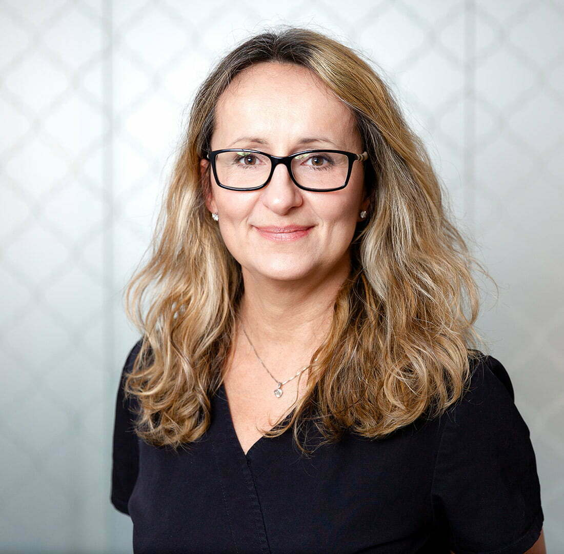 Med.Dr, Leg.Tandhygienist  Sara Szymanska