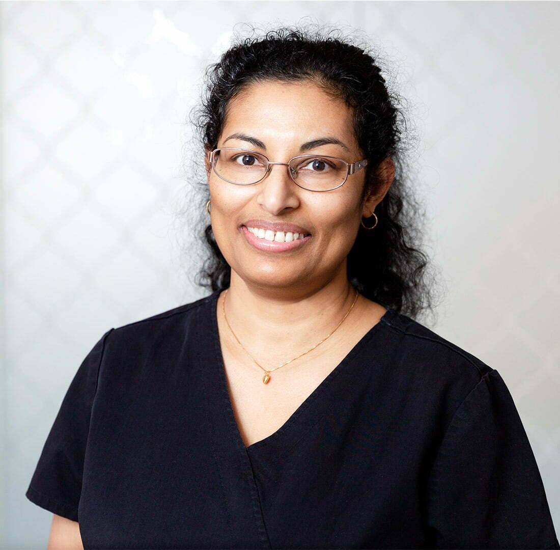 Profylaxtandsköterska Thanuja Fernando