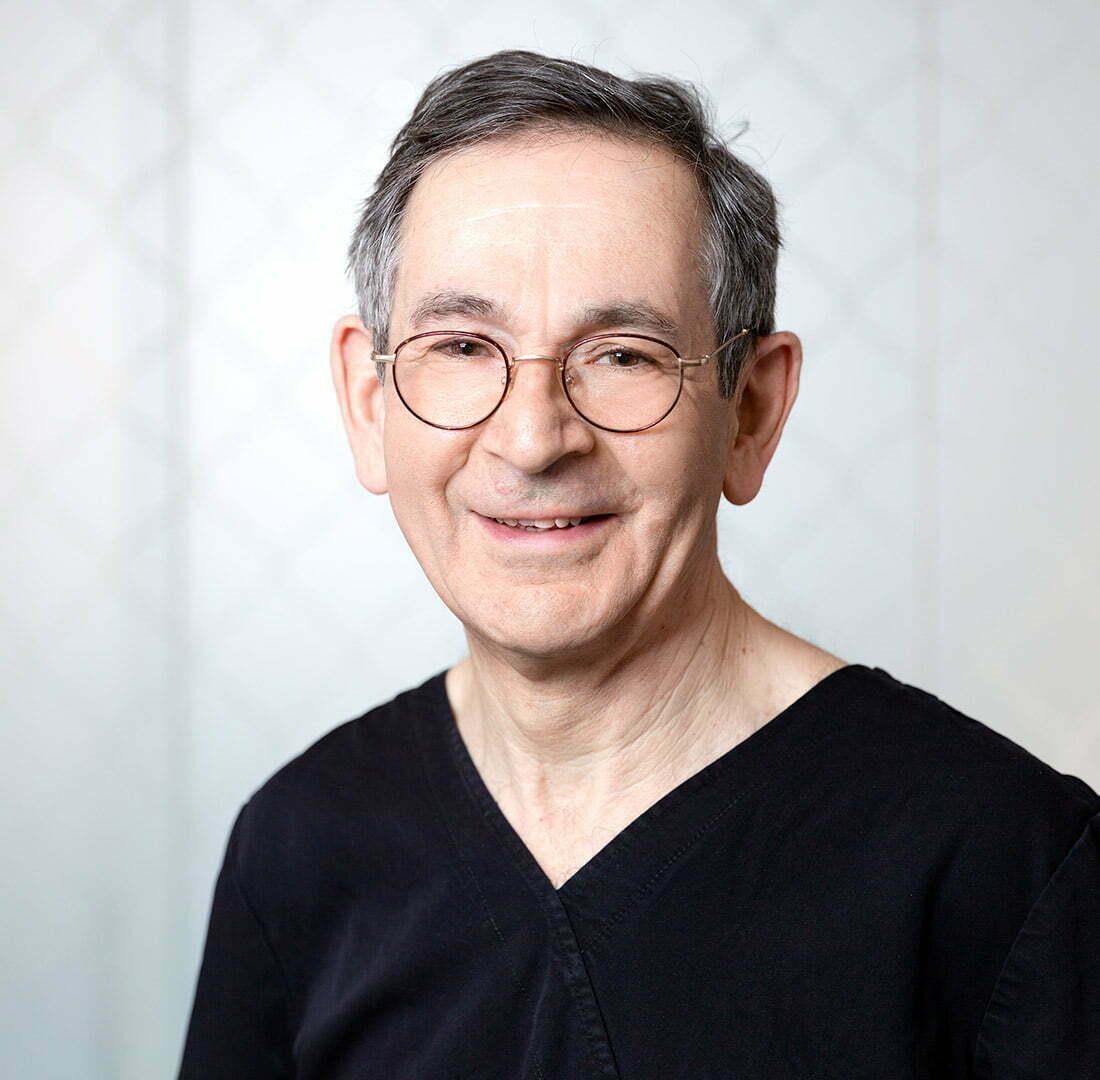 Övertandläkare, käkkirurg  Jan Hirsch