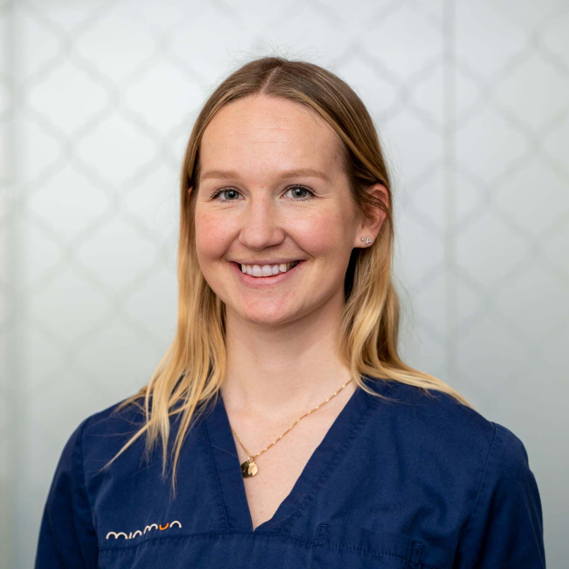 Leg Tandläkare Anna Fridell