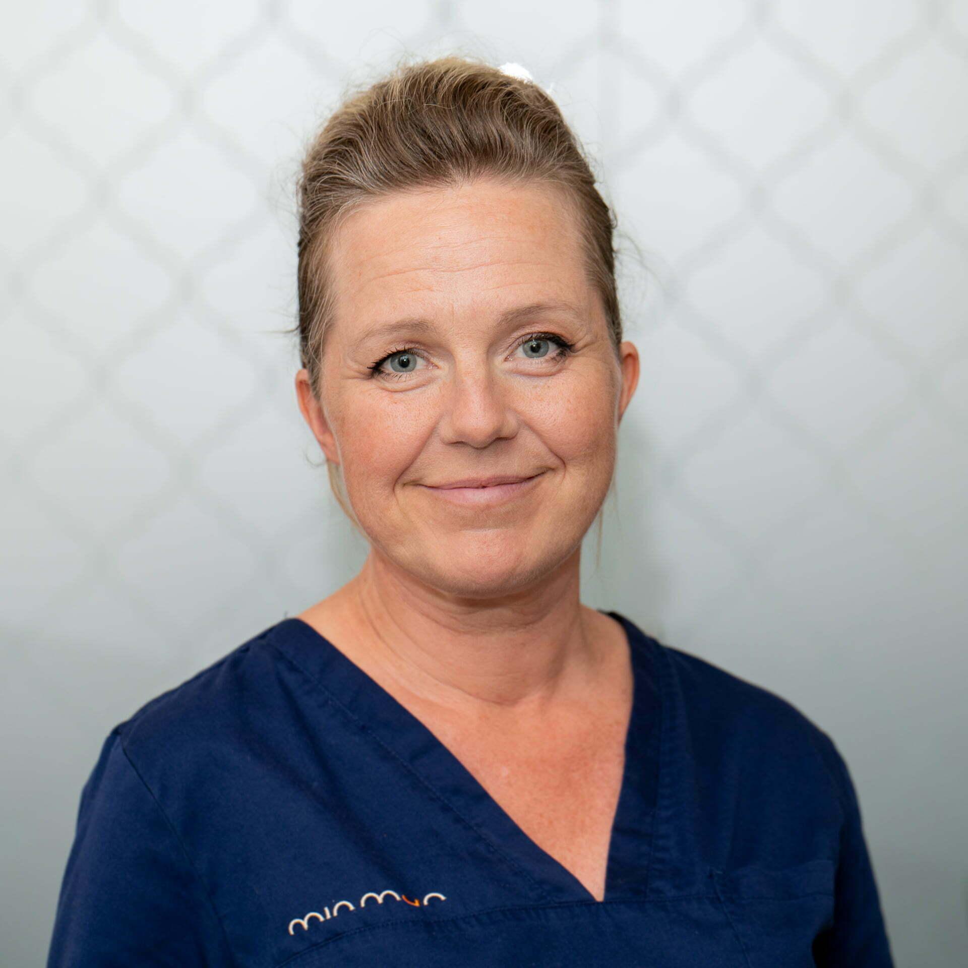 Leg. Tandhygienist Jeanette Winberg