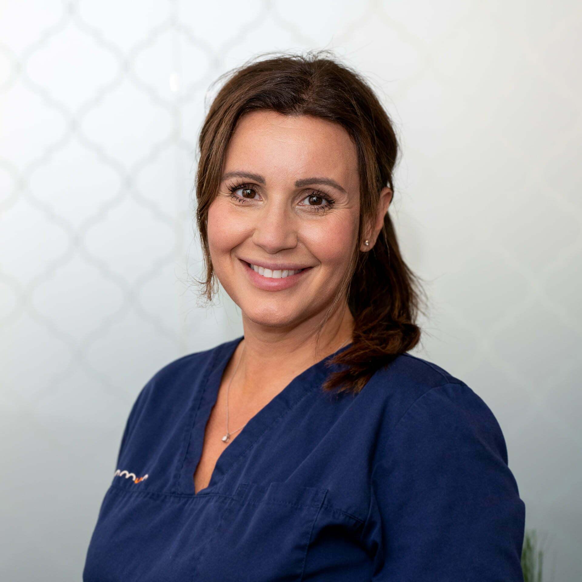 Leg. Tandhygienist Valentina Angelhov